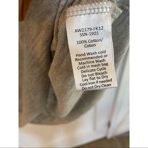 ATM Anthony Thomas Melillo Dresses - ATM by Anthony Thomas M Slub Jersey Dip Dye Dress